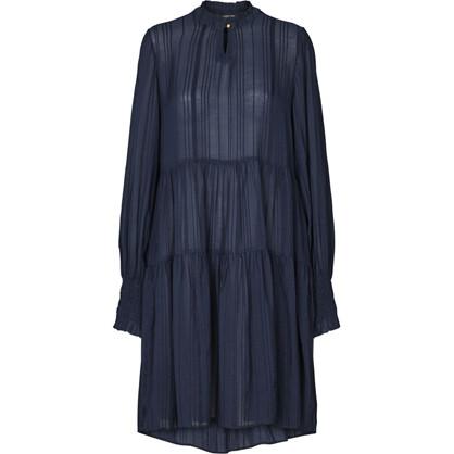 Lollys Laundry Dusty Blue Eva Dress