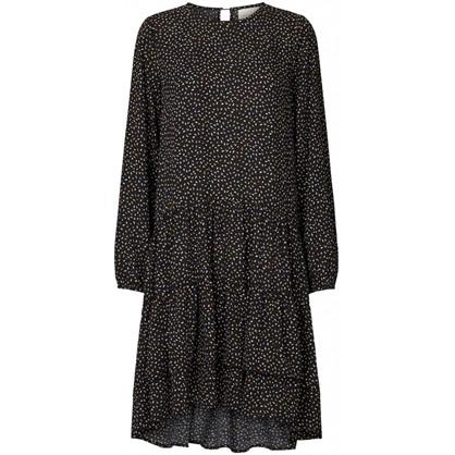 Lollys Laundry Piper Dress Black