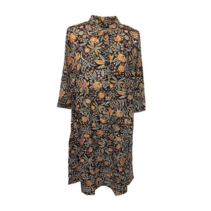 Peace Heart Joy Naomi Black Dress