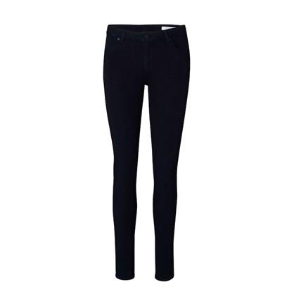 2ND ONE Black Nicole Flex Jeans
