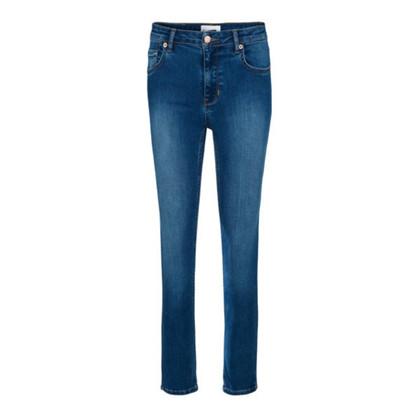 Blanche  Light Jade HW Jeans