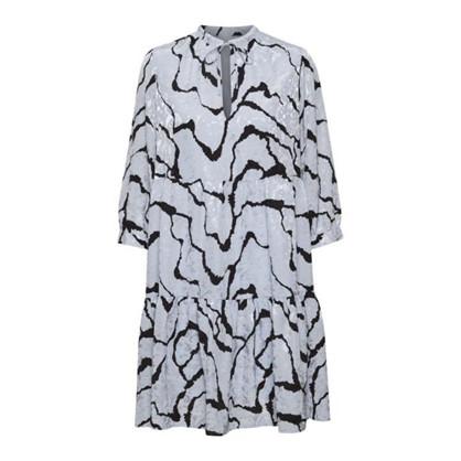 Gestuz Lyseblå Aylin Short Dress