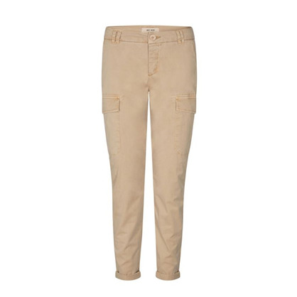 Mos Mosh Sand Abbey Paper Cotton Pants