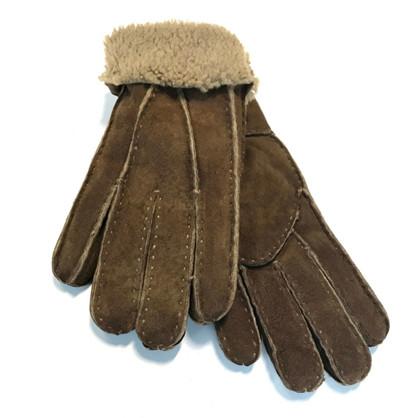 Furst Lyse Brun Rulams Handske