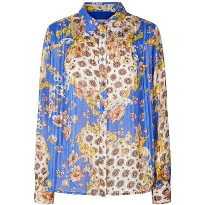 Lollys Laundry Molly Shirt Blue