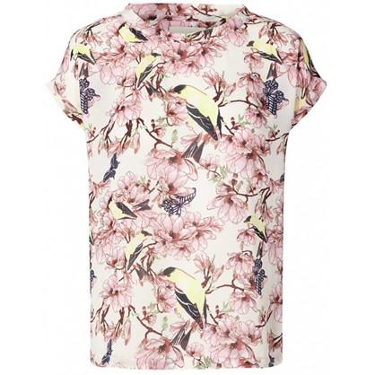Lollys Laundry Krystal Top Flower Print