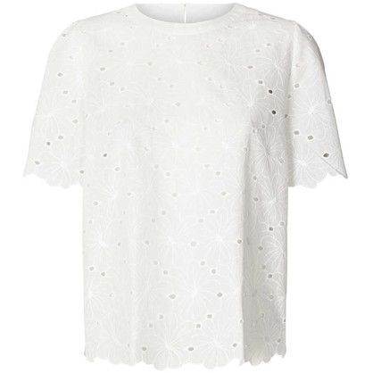 Lollys Laundry Christina Top White