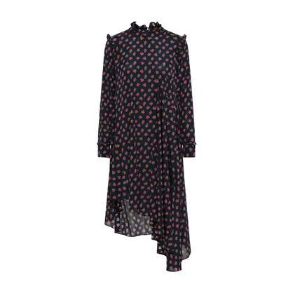 Heartmade Sort Haya Dress