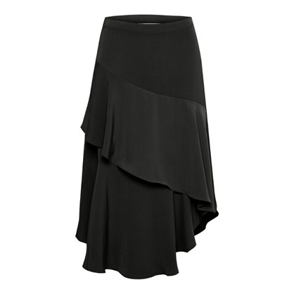 Gestuz Sort Rubina Skirt