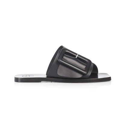 ATP Atelier Ceci Black Sandal