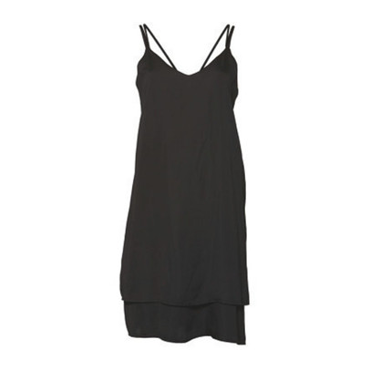 Rue de Femme Black Strapie Dress