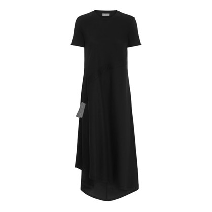 Blanche Black Draw Dress