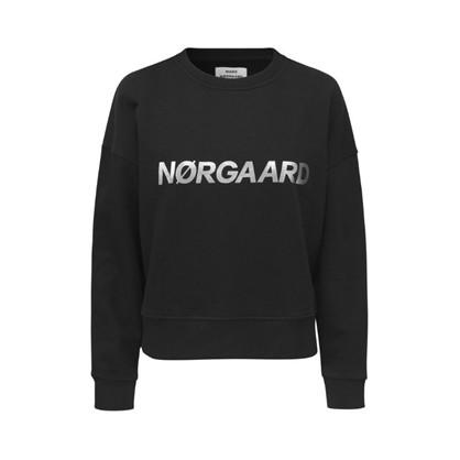 Mads Nørgaard Sort Tilvina Sweat