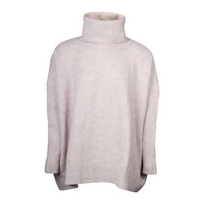 Sibin Linnebjerg Sandfarvet Tallulah Sweater