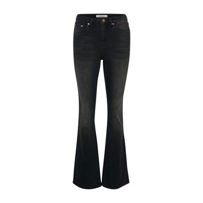 Gestuz Grå Emilinda Long Jeans