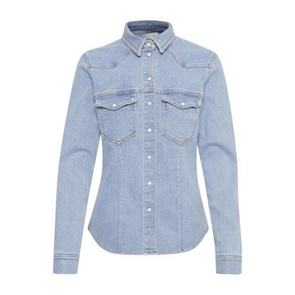 Gestuz Lys Denim Astrid Shirt