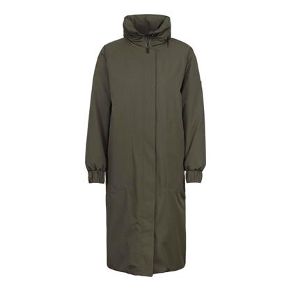 Scandinavian Edition Olive Zenith Coat