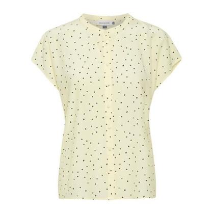 Denim Hunter Maya SS Shirt AfterGlow Dot Print