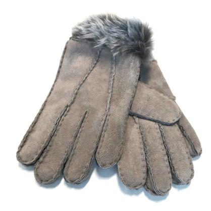 Furst Grå Rulams Handske