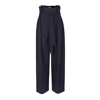 Blanche Fiera Navy Pants