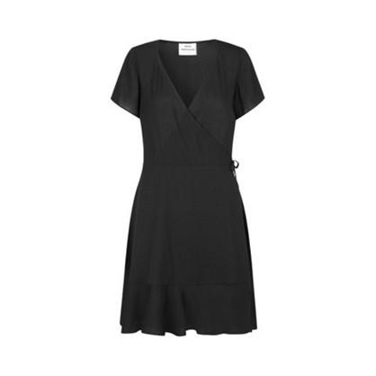 Mads Nørgaard Black Drolla Dress