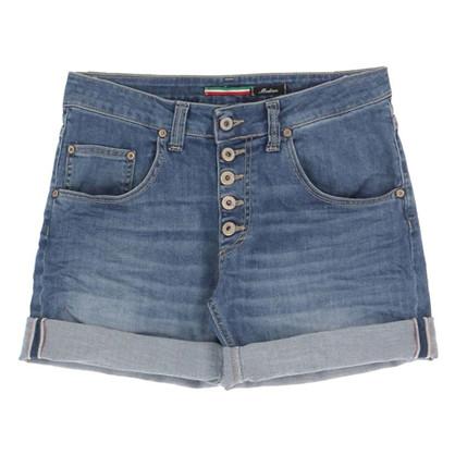 Please Medium Blue Shorts