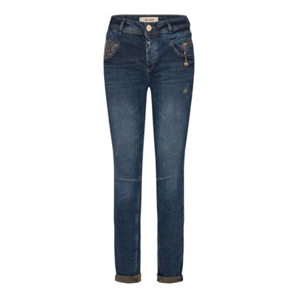 Mos Mosh Nelly Heritage Jeans Blue