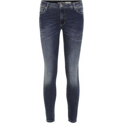 Please Cat Woman Blu Denim Jeans