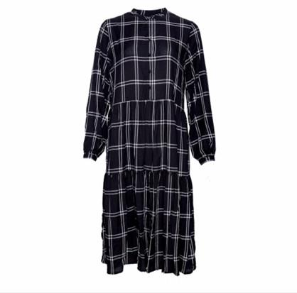 Noella Lipe Dress Black/White