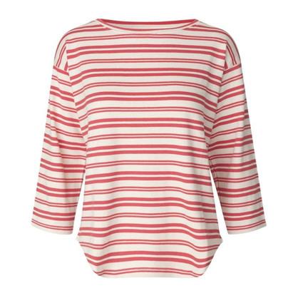 Mads Nørgaard Bretagne Organic Thilke Pink Bluse