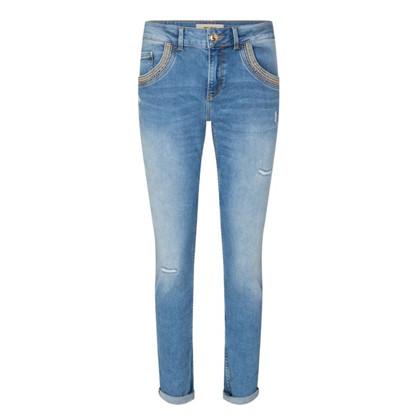 Mos Mosh Bradford Mercury Jeans Light Blue Regular