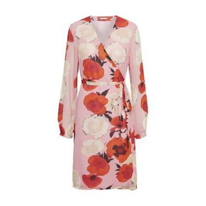 Gestuz Rosa Violetta Wrap Dress