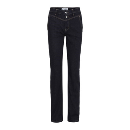 Blanche Ali Pants Jeans Black Denim
