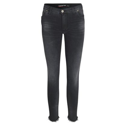 Please Catwoman Black Nero Denim Jeans