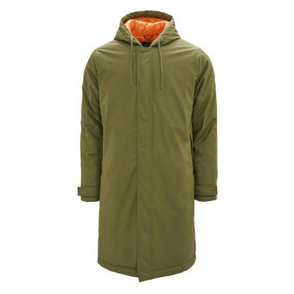 Rains Sage Padded Coat
