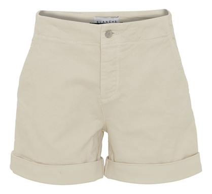 Blanche Beige Action Shorts