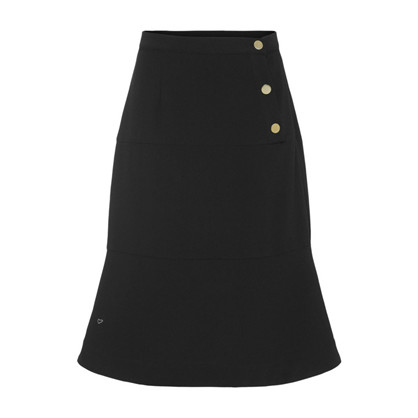 Heartmade Sort Seka Skirt