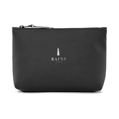 Rains Cosmetic Bag Black