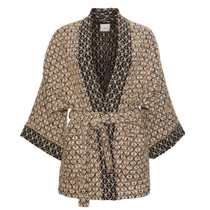 Heartmade Sand/Rosa Kimono