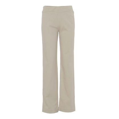 Blanche Hella Slit Pants White Sand