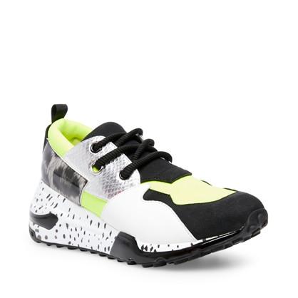 Steve Madden Neon Green Cliff Sneakers