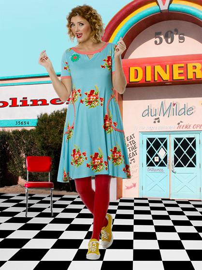 Du Milde Carolines Diner Dress