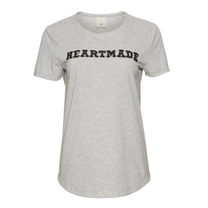 Heartmade Grå Esla T-Shirt