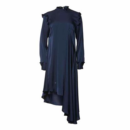 Heartmade Haya  Navy  Dress
