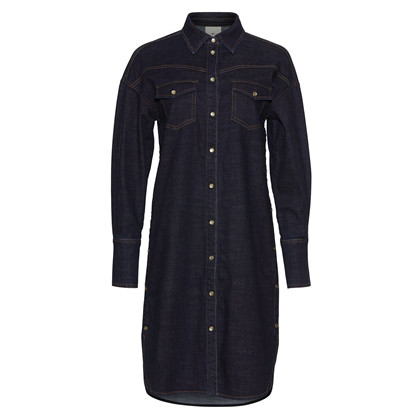 Heartmade Denim Hiko Dress