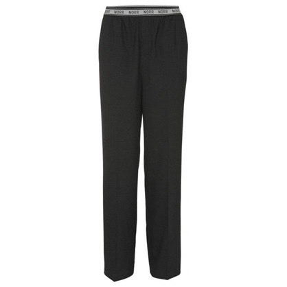 Norr Esther Pants Dark Grey