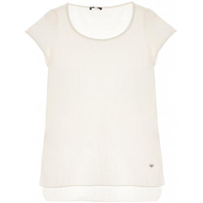Please Basic Bianco Ottico T-shirt