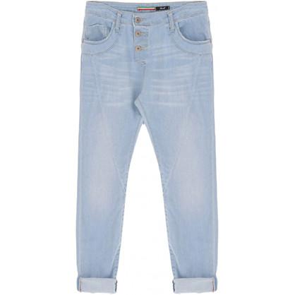 Please Classic Light Denim Jeans