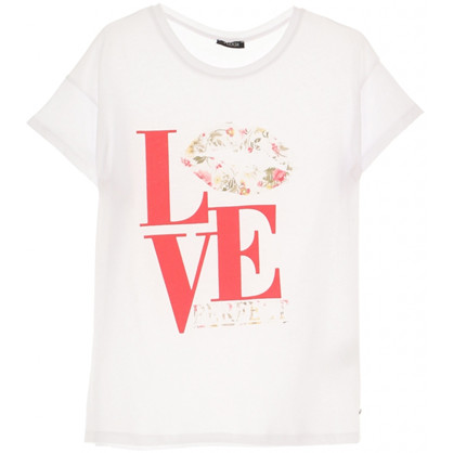 Please Perfect Bianco T-shirt