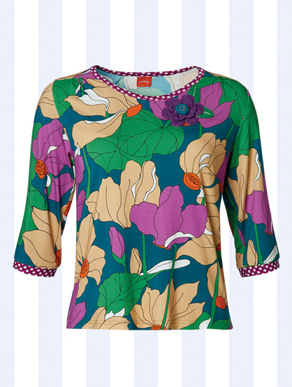 Du Milde Petras Happiness In A Blouse